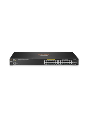 HPE Aruba 2530 24G PoE+ Switch (J9773A)